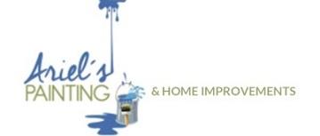 Ariel's Logo + Home Improvements