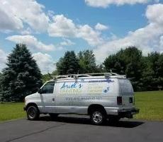 Ariel's Business Truck